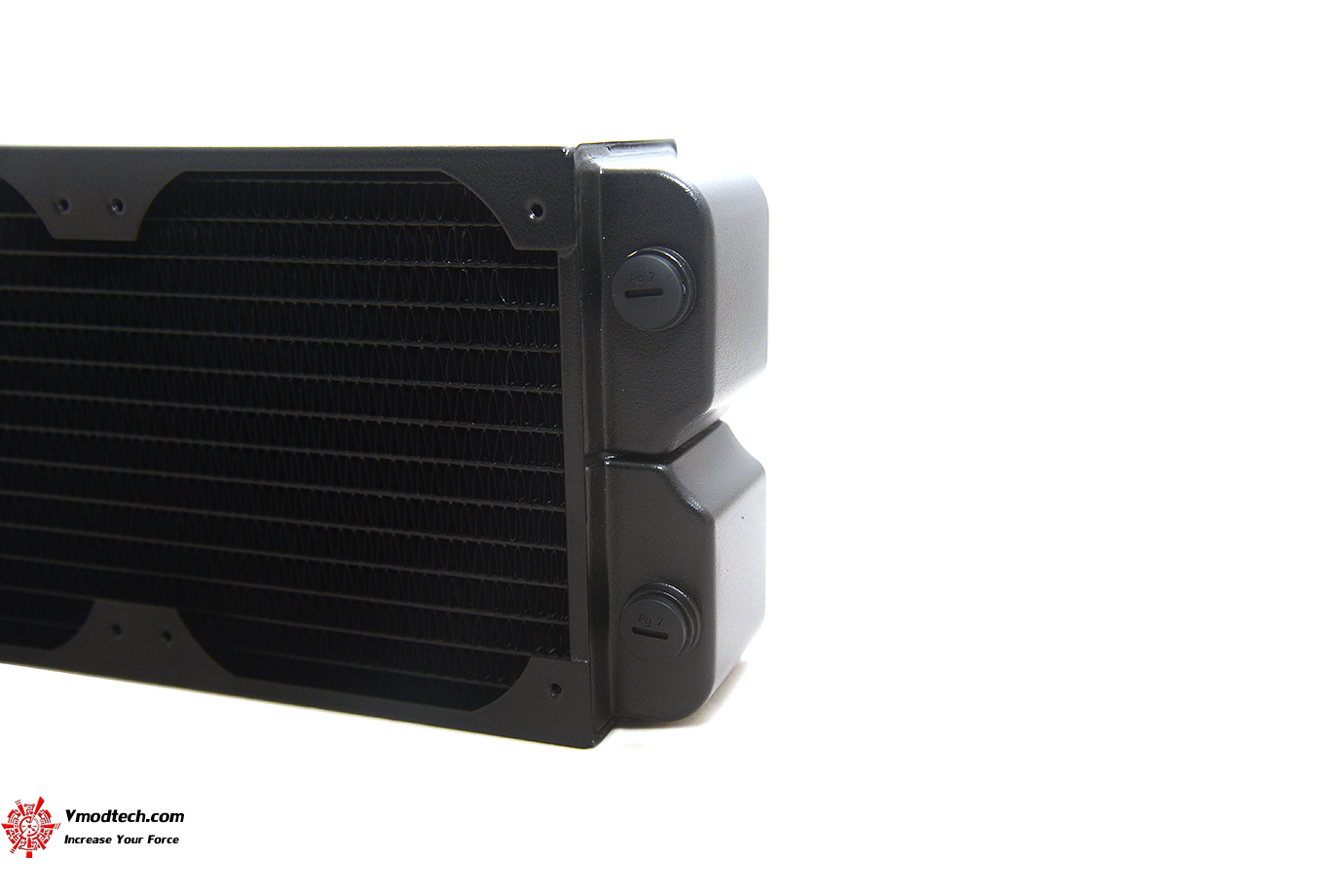 dsc 7703 Thermaltake Pacific CL360 Radiator Review