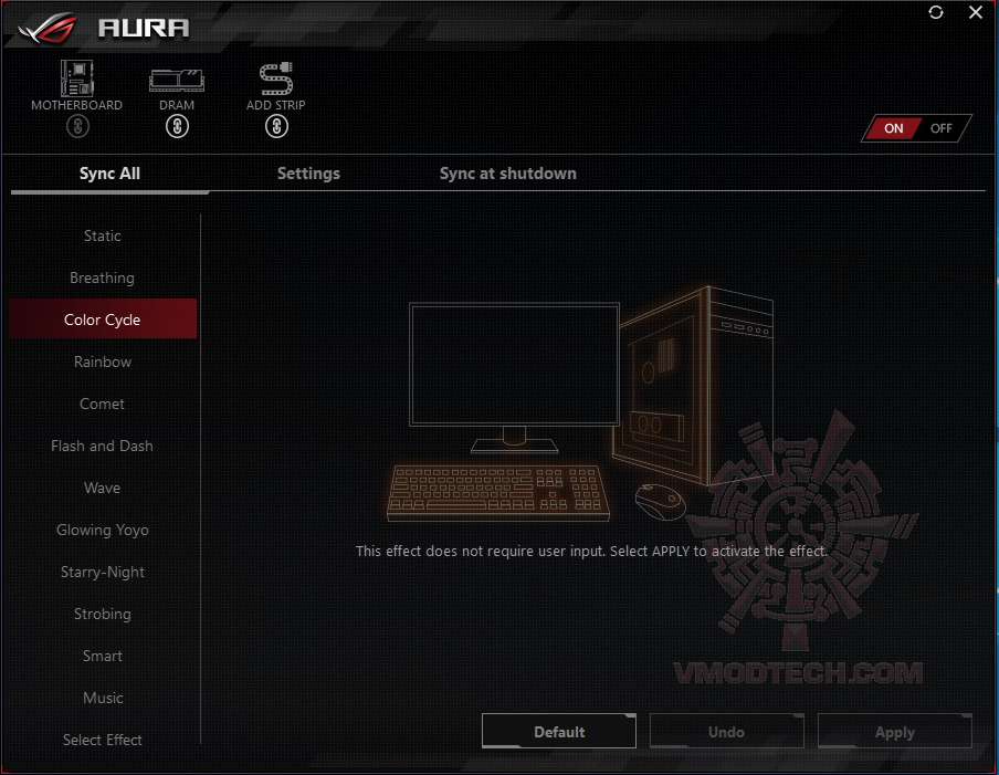 untitled 12 ASUS ROG MAXIMUS XI EXTREME Review