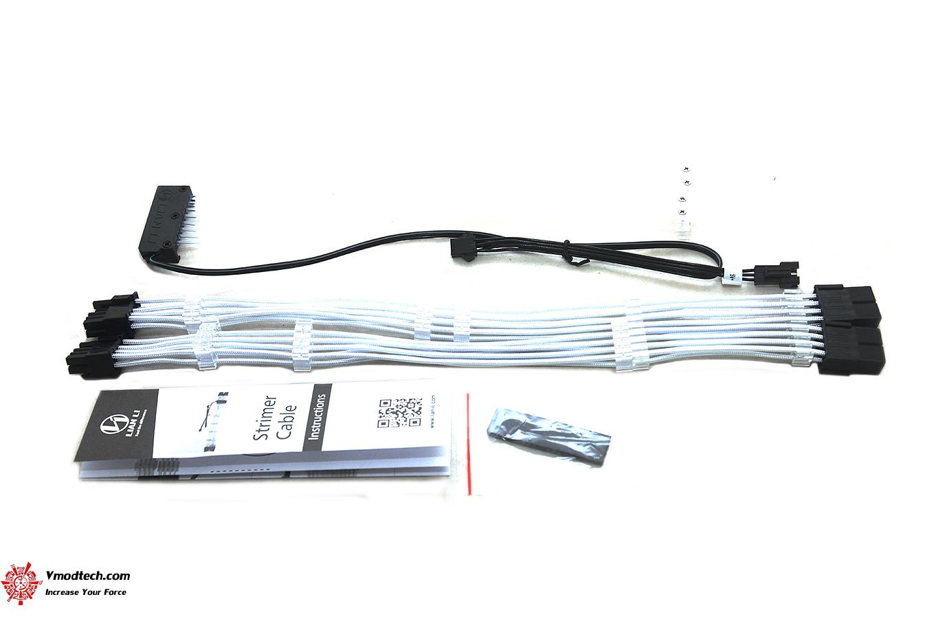 dsc 8720 Lian Li Strimer 8Pin RGB Cable Review