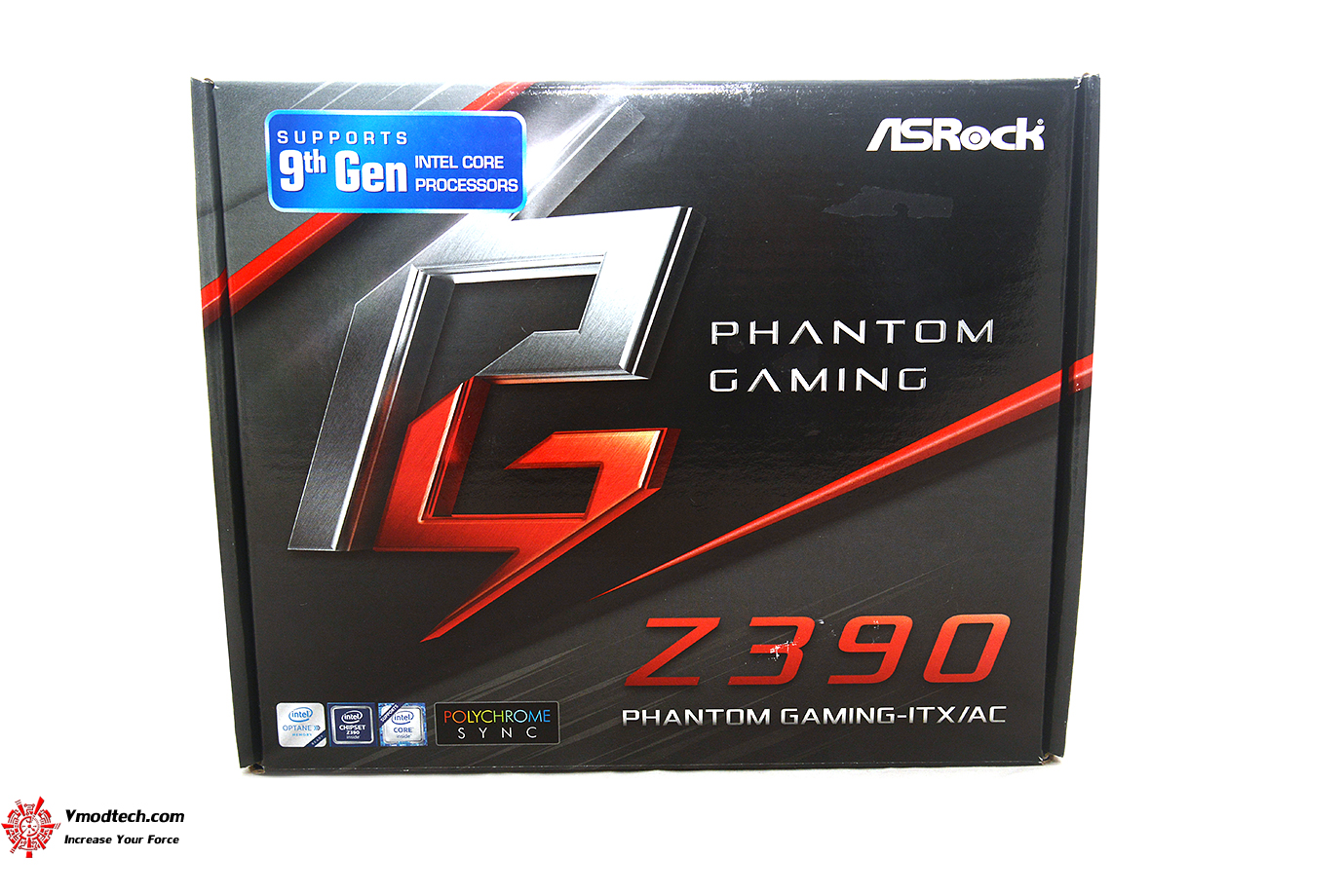 dsc 9682 ASRock Z390 Phantom Gaming ITX/ac Review