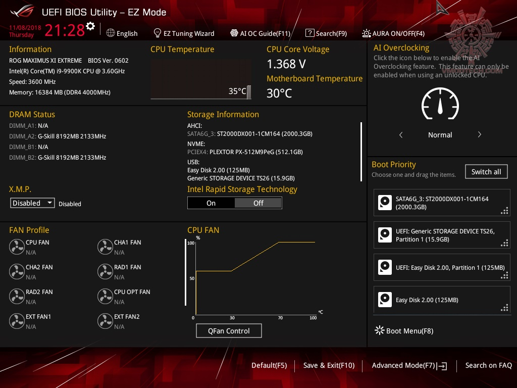 181108212846 ASUS ROG MAXIMUS XI EXTREME Review