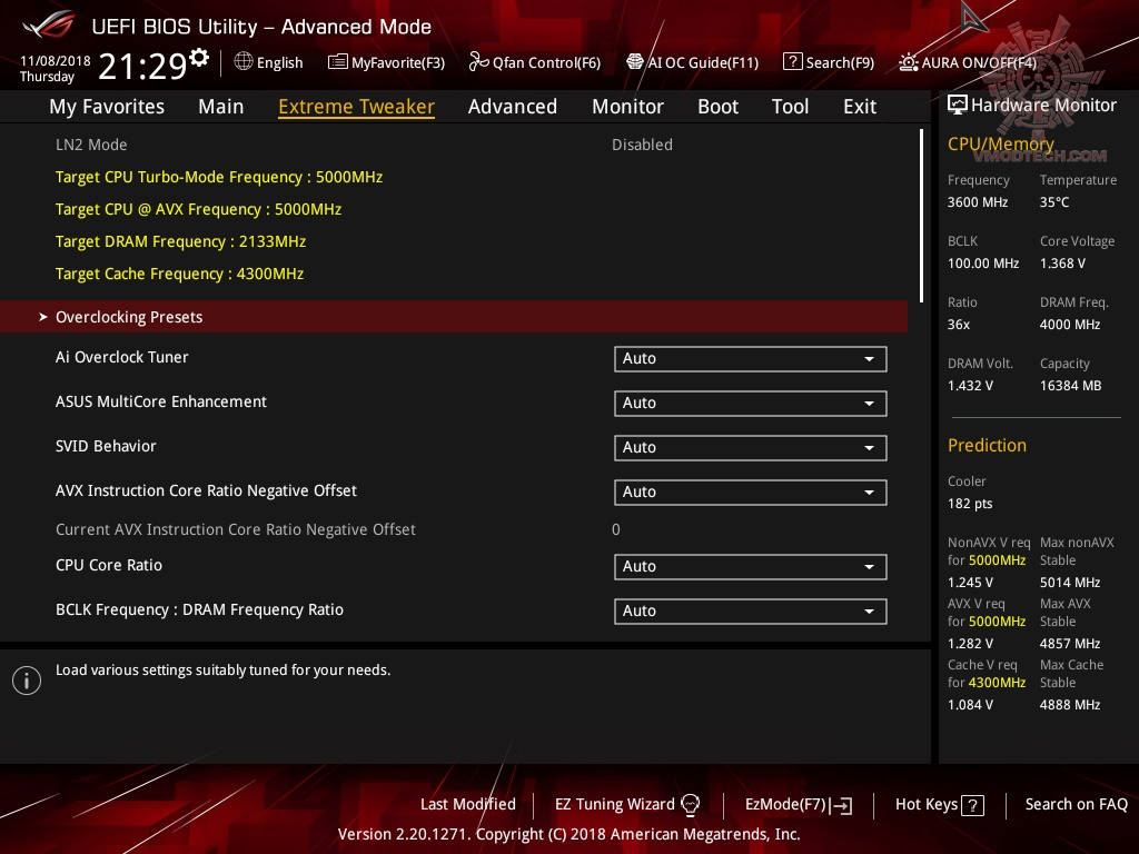 181108212909 ASUS ROG MAXIMUS XI EXTREME Review