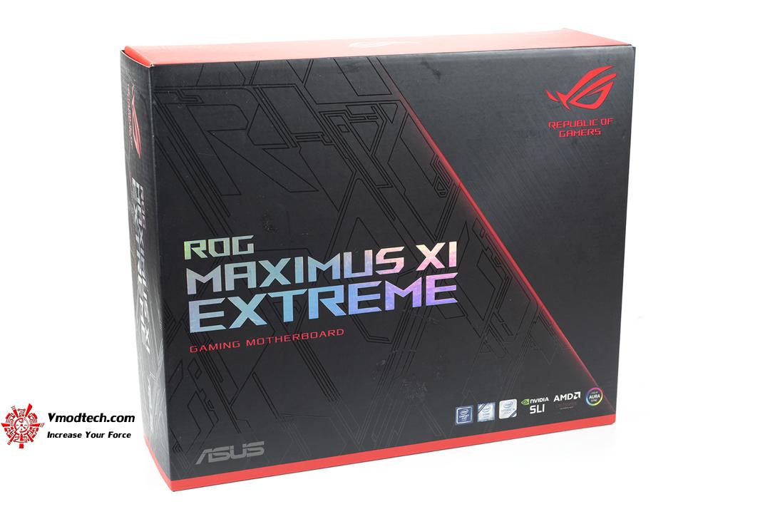 tpp 4456 ASUS ROG MAXIMUS XI EXTREME Review