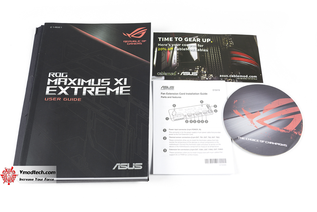 tpp 4460 ASUS ROG MAXIMUS XI EXTREME Review