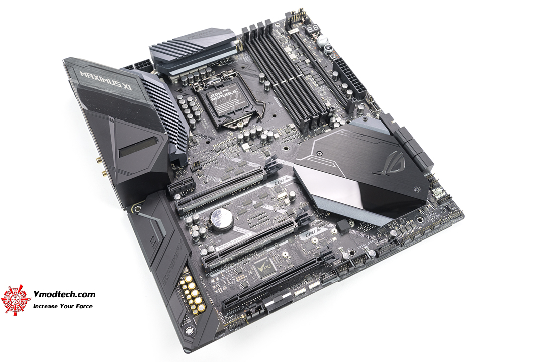 tpp 4464 ASUS ROG MAXIMUS XI EXTREME Review