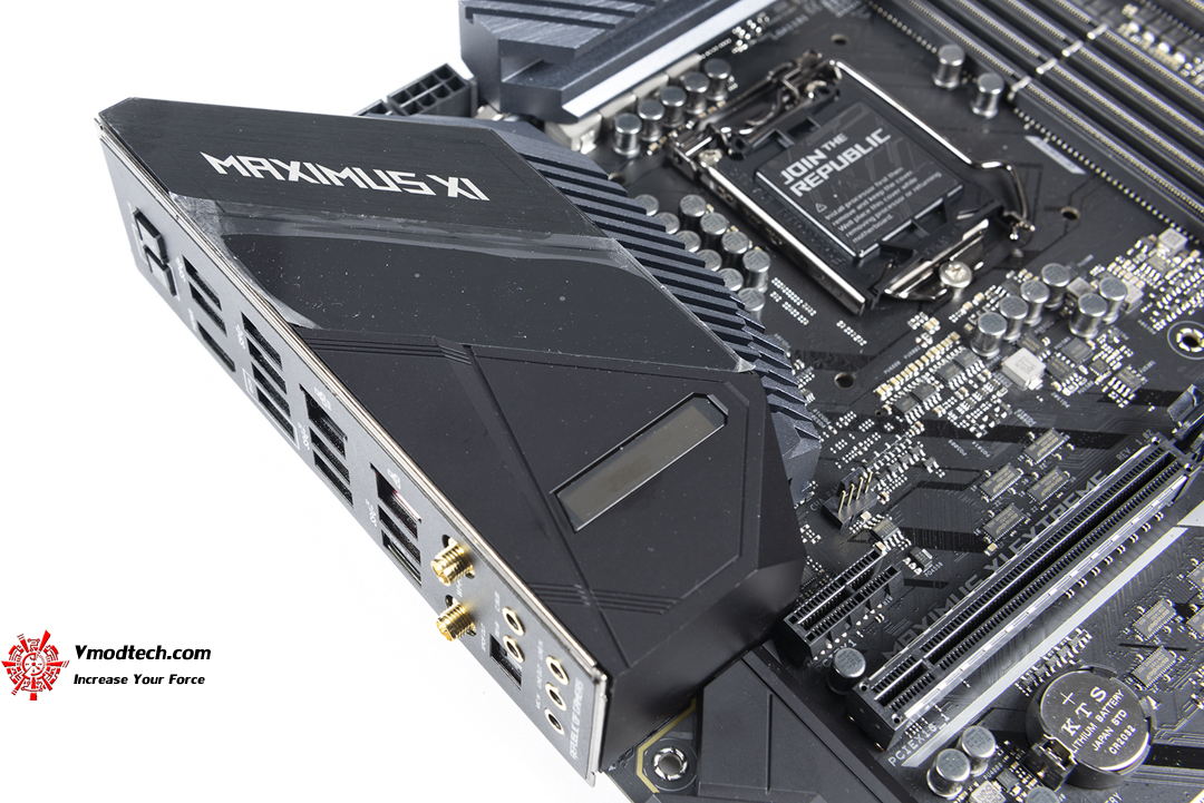 tpp 4468 ASUS ROG MAXIMUS XI EXTREME Review