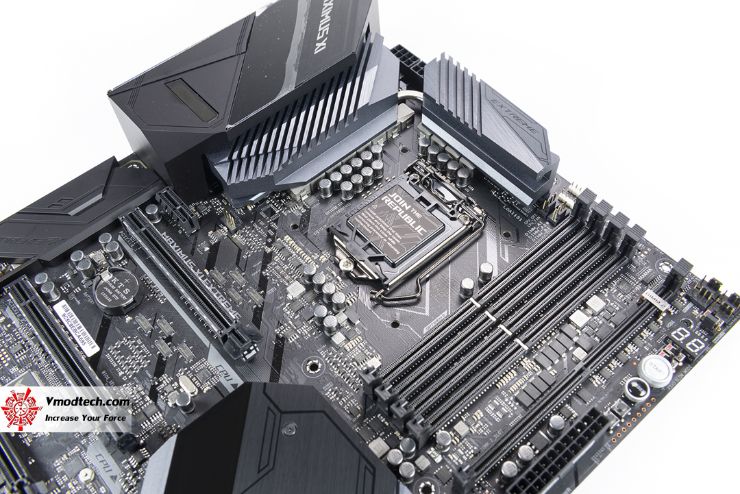 tpp 4469 ASUS ROG MAXIMUS XI EXTREME Review