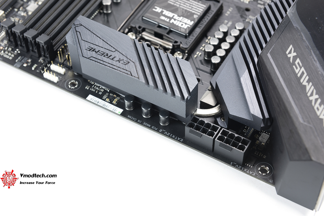 tpp 4471 ASUS ROG MAXIMUS XI EXTREME Review