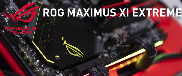 main1 ASUS ROG MAXIMUS XI EXTREME Review