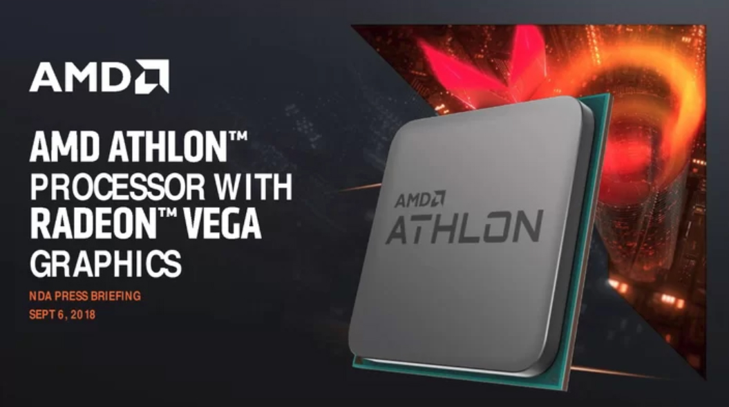 9 AMD Athlon 240GE Processor with Radeon Vega 3 Graphics Review