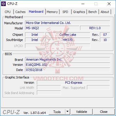 cpu3 MSI GS65 Stealth Thin 8RF Review