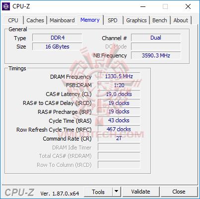 cpu4 MSI GS65 Stealth Thin 8RF Review