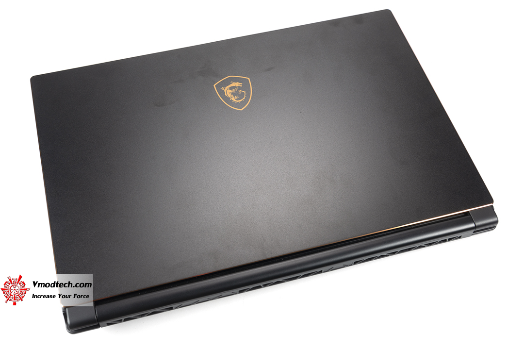 tpp 4559 MSI GS65 Stealth Thin 8RF Review