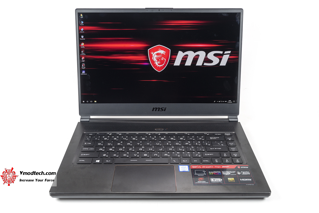 tpp 4560 MSI GS65 Stealth Thin 8RF Review
