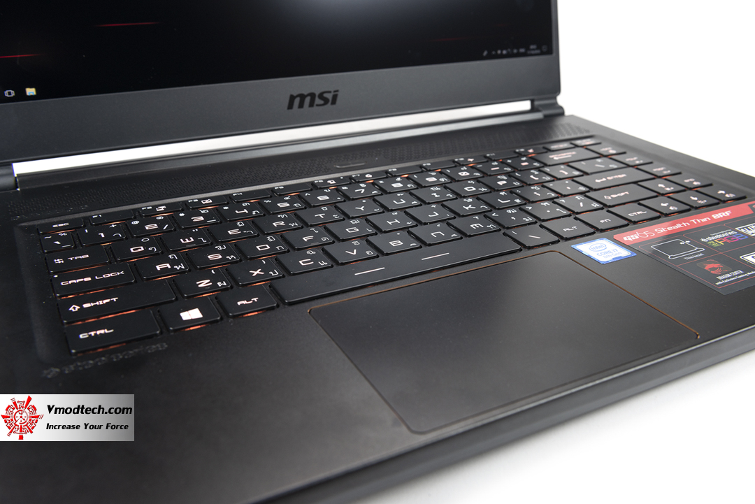 tpp 4566 MSI GS65 Stealth Thin 8RF Review