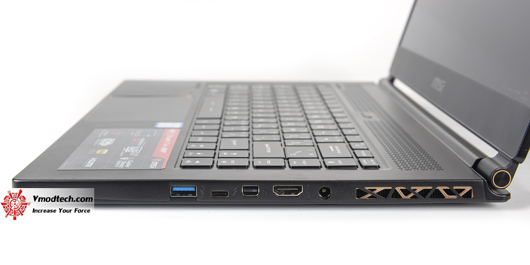tpp 4573 MSI GS65 Stealth Thin 8RF Review