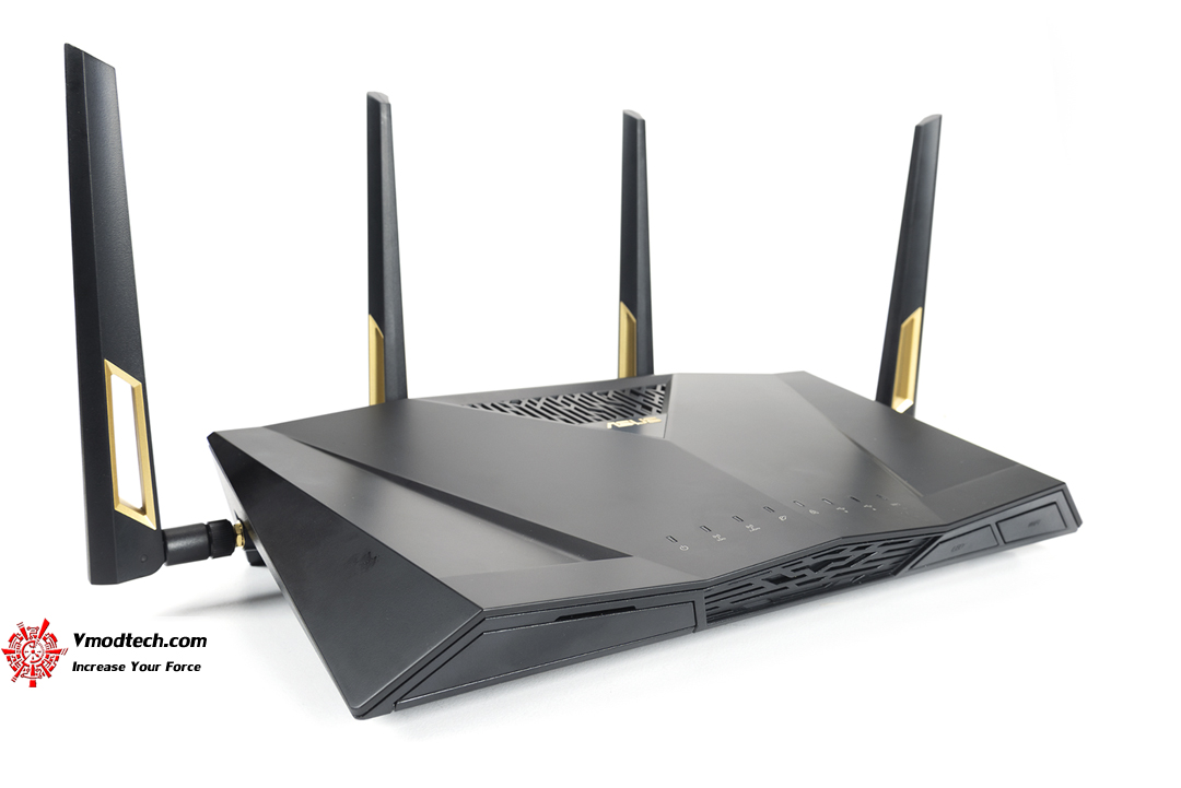 tpp 45251 ASUS RT AX88U & ASUS PCE AC58BT Review