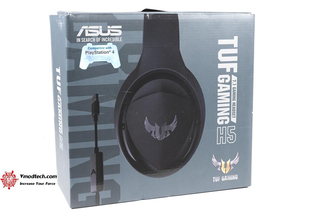 tpp 4629 ASUS TUF H5 7.1 Gaming Headset Review