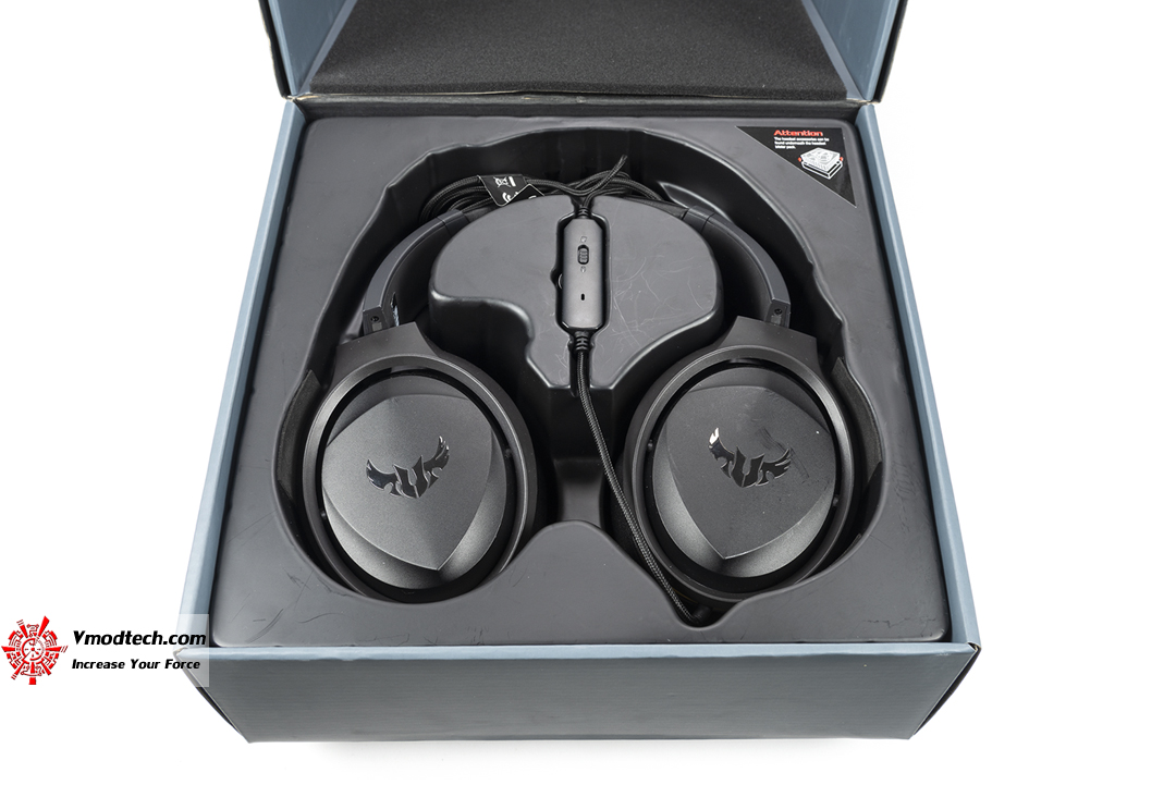 tpp 4631 ASUS TUF H5 7.1 Gaming Headset Review