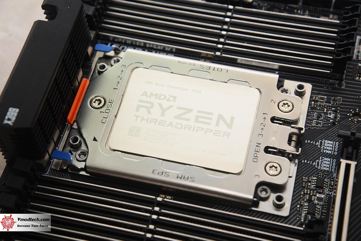 dsc 0563 AMD RYZEN THREADRIPPER 2920X PROCESSOR REVIEW