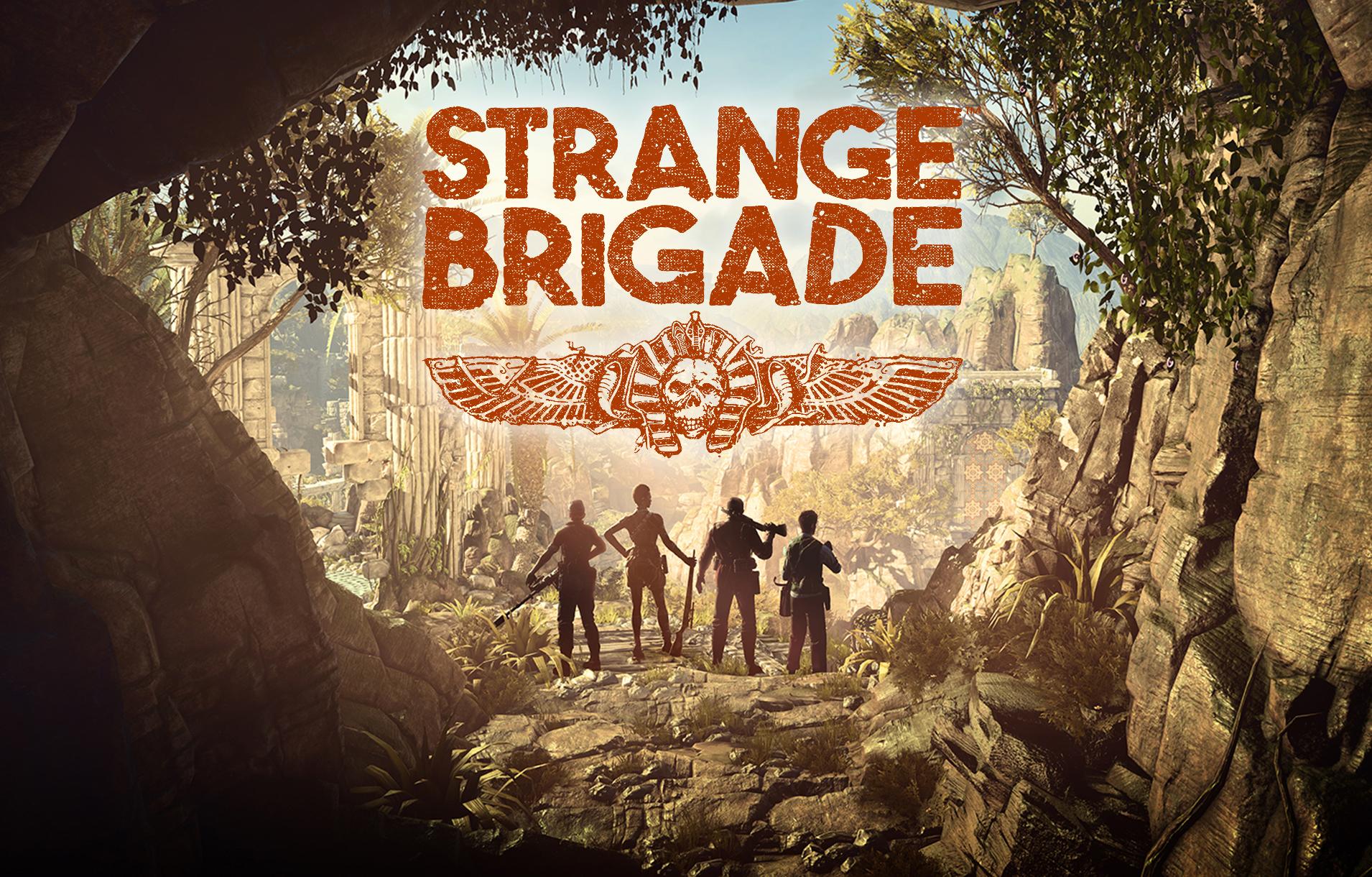 strange brigade AMD RYZEN THREADRIPPER 2920X PROCESSOR REVIEW