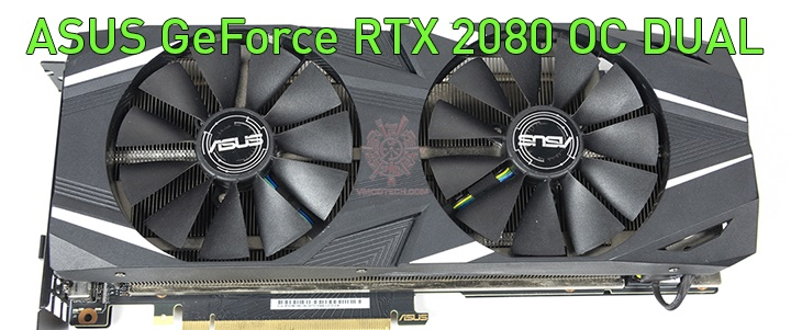 main1 ASUS GeForce RTX 2080 OC DUAL 8GB GDDR6 Review