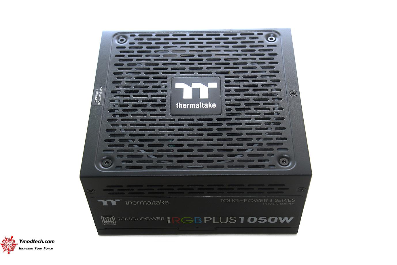 dsc 1457 Thermaltake Toughpower iRGB PLUS 1050W Platinum Review