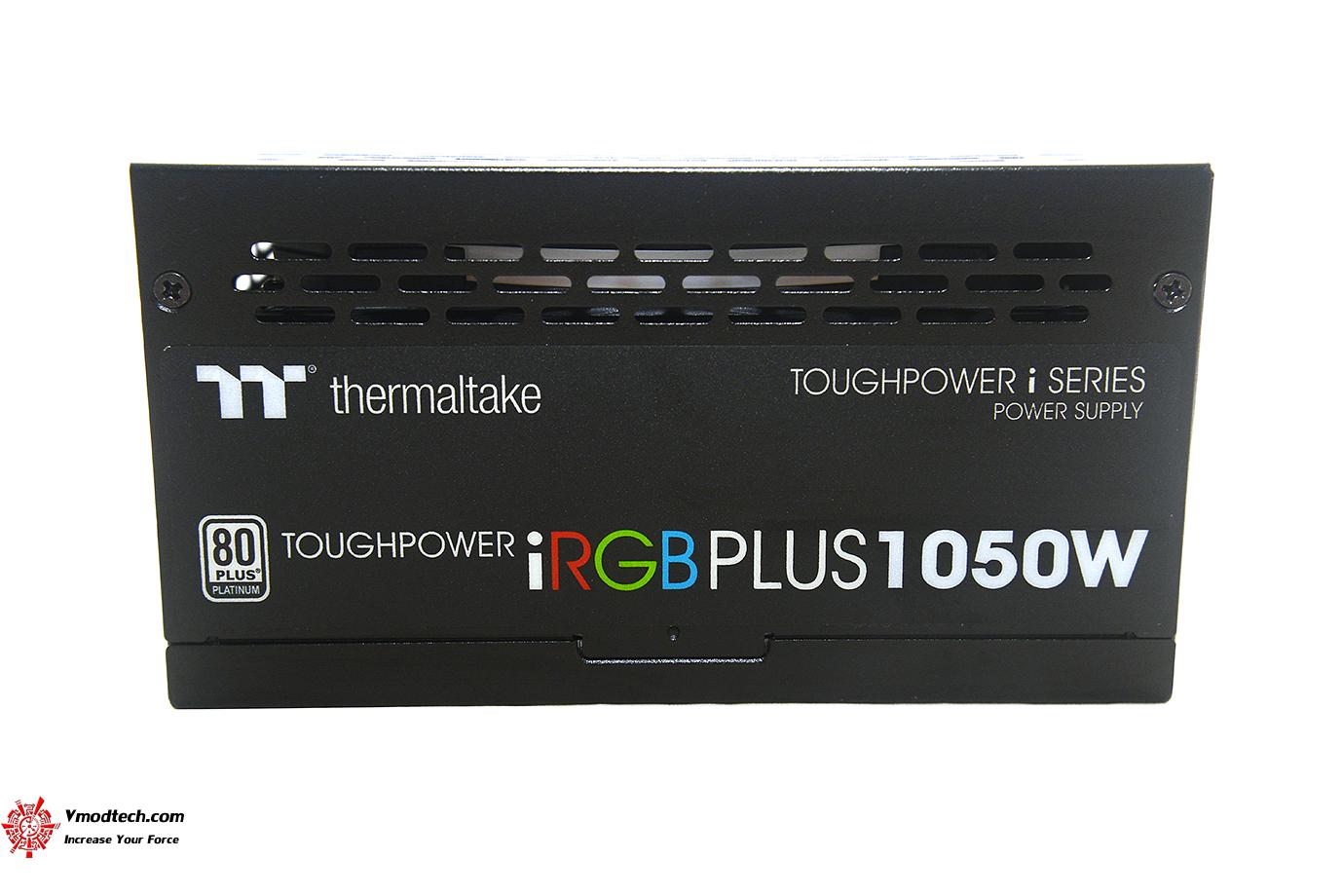 dsc 1468 Thermaltake Toughpower iRGB PLUS 1050W Platinum Review