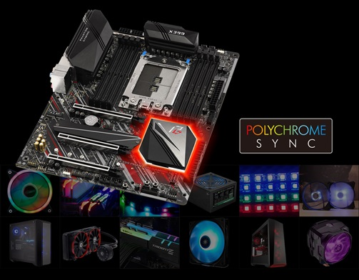 asrock x399 phantom gaming 6 3 ASRock X399 Phantom Gaming 6 เมนบอร์ดตัวแกร่งสำหรับ AMD Ryzen™ Threadripper™ X series