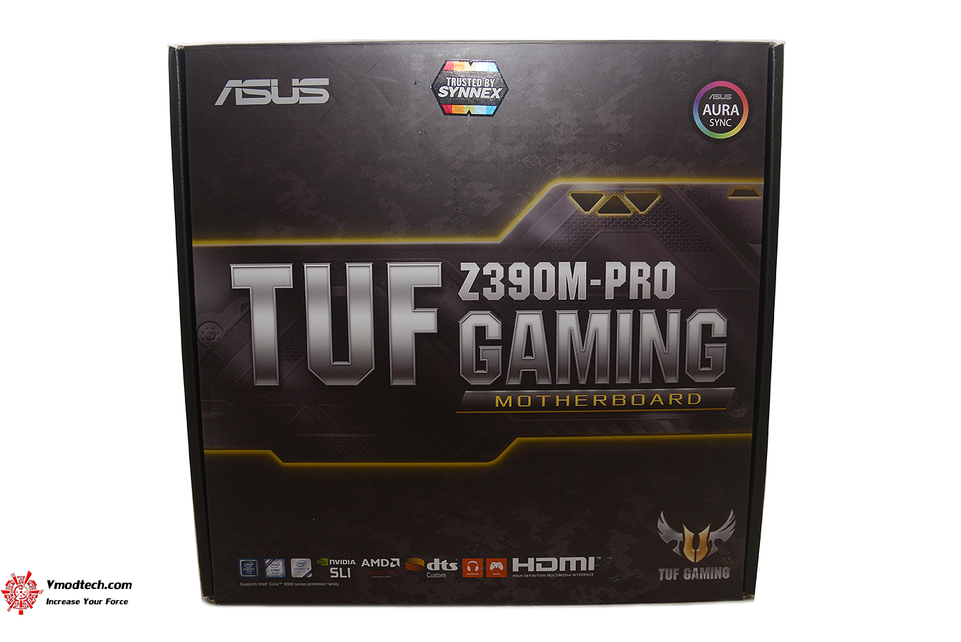 dsc 2250 ASUS TUF Z390M PRO GAMING REVIEW
