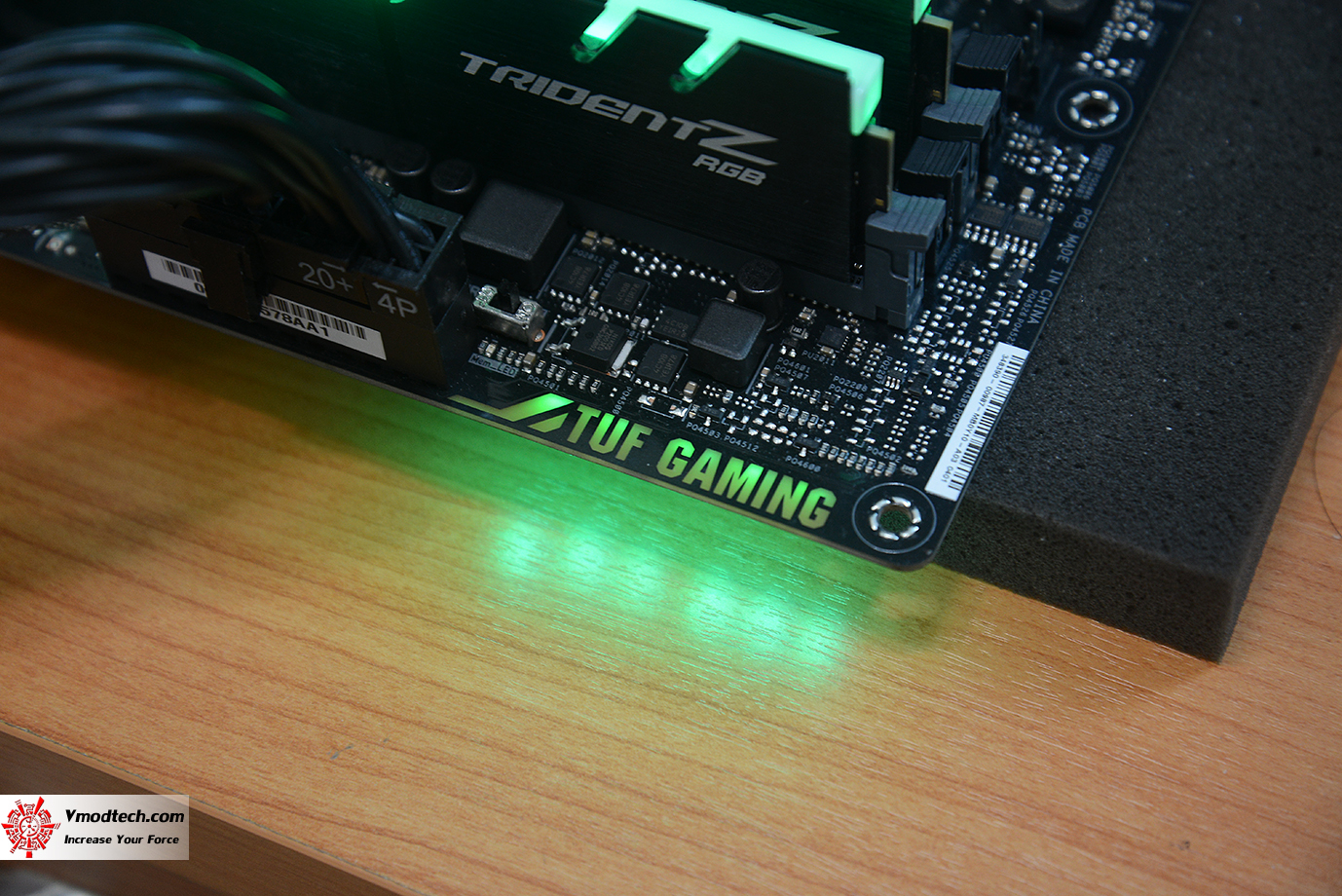 dsc 3300 ASUS TUF Z390M PRO GAMING REVIEW