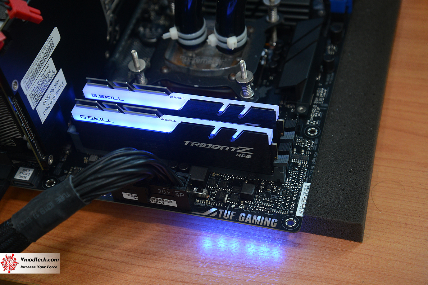 dsc 3322 ASUS TUF Z390M PRO GAMING REVIEW