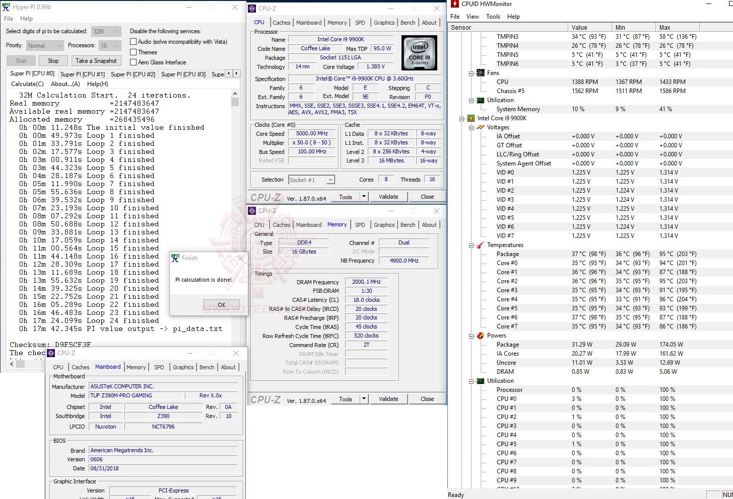 h32 1 ASUS TUF Z390M PRO GAMING REVIEW