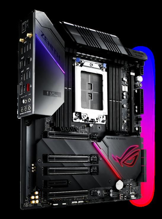ze alpha 02 custom custom 547x740 เอซุสเปิดตัวเมนบอร์ด ASUS ROG Zenith Extreme Alpha X399 และ ROG Rampage VI Extreme Omega X299 รุ่นใหม่ล่าสุดที่มาในแพลตฟอร์ด AMD Ryzen Threadripper และ Intel Core X สำหรับคอ HEDT สุดโหดโดยเฉพาะ!!!