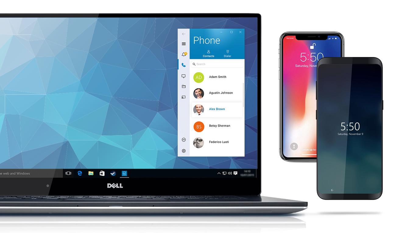 09 dell mobile connect เดลล์ เปิดตัวนวัตกรรมพีซี และซอฟต์แวร์ เปิดประสบการณ์การใช้งานที่ลื่นไหลและง่ายดาย