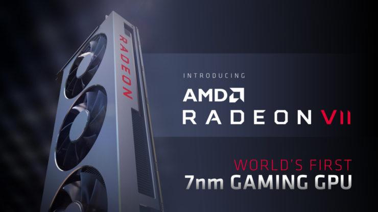 amd radeon vega vii gpu official presentation 14 740x416 เอเอ็มดีเปิดตัวการ์ดจอ Gaming GPU ตัวแรกของโลกที่ใช้เทคโนโลยีการผลิต 7nm