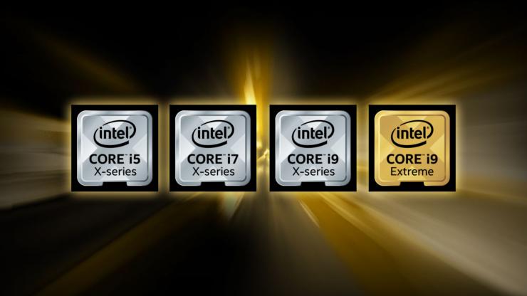 intel core x series skylake x and kaby lake x cpu family 740x416 Intel อาจจะปล่อยซีพียู Intel Core i9 9990XE รุ่นใหม่ล่าสุด 14/28 Cores ความเร็วสูงสุด 5.0 GHz ในแพลตฟอร์ม X299