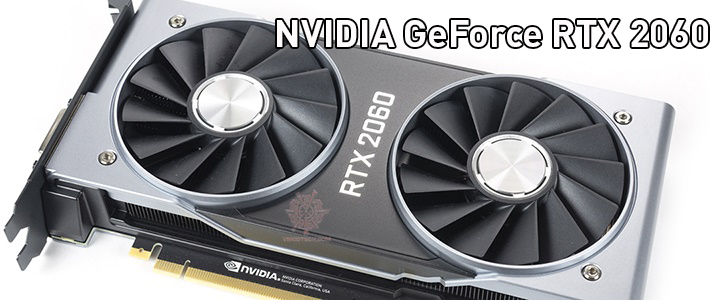 main1 NVIDIA GeForce RTX 2060 Founder Edition Review