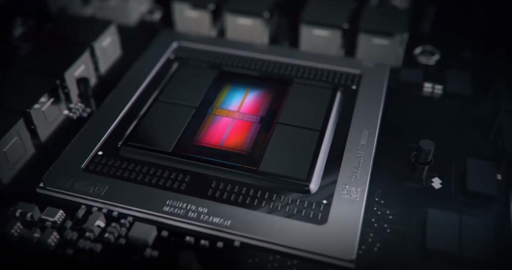 amd radeon vega vii 2 1030x543 ลือ AMD Radeon Vega VII อาจผลิตมีประมาณไม่เกิน 5000ตัวเท่านั้นในช่วงแรก พร้อมเผยจำนวนสเปก 64 ROPs ค่อนข้างแน่นอนแล้ว
