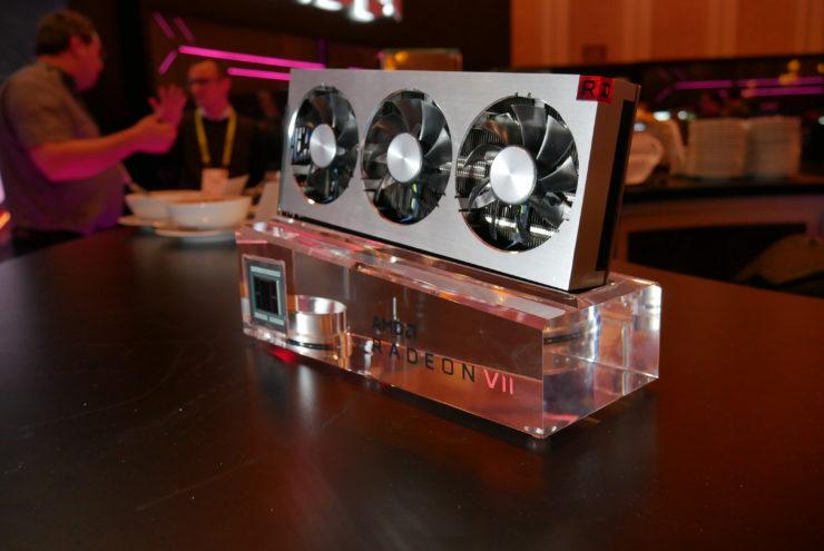 ลือ AMD Radeon Vega VII อาจผลิตมีประมาณไม่เกิน 5000ตัวเท่านั้นในช่วงแรก พร้อมเผยจำนวนสเปก 64 ROPs ค่อนข้างแน่นอนแล้ว
