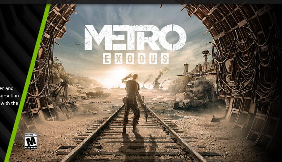 NVIDIA ประกาศเปิดตัวสองเกมส์ดัง Battlefield V และ Metro Exodus พร้อมรองรับ NVIDIA RTX technology กับระบบ AI และ real-time ray tracing อย่างเต็มประสิทธิภาพการทำงาน