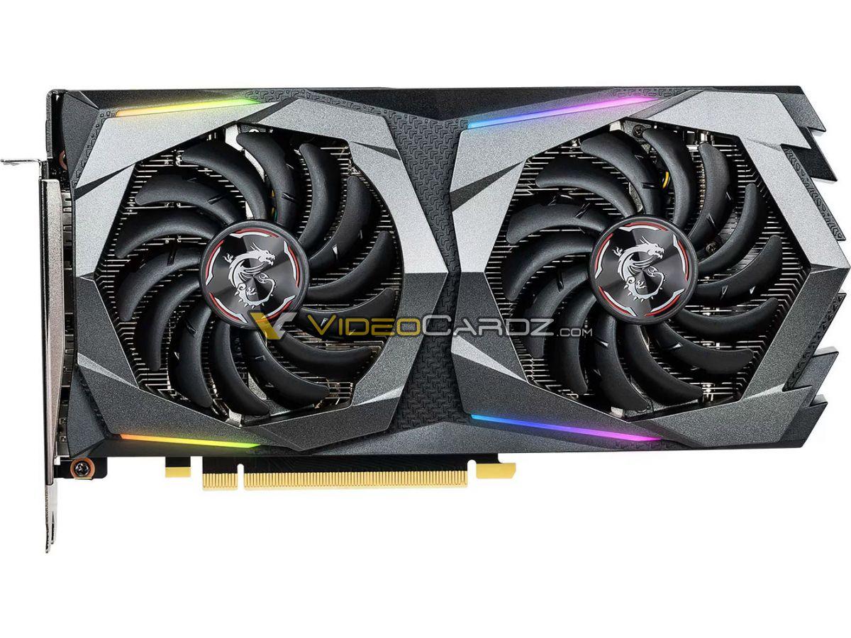 msi geforce gtx 1660 ti 2 ชมภาพ MSI GeForce GTX 1660 Ti GAMING X และ ARMOR OC รุ่นใหม่ล่าสุดที่ยังไม่เปิดตัวอย่างเป็นทางการ