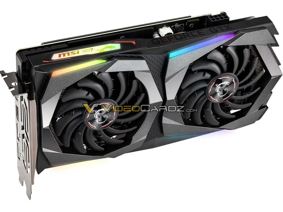 ชมภาพ MSI GeForce GTX 1660 Ti GAMING X และ ARMOR OC รุ่นใหม่ล่าสุดที่ยังไม่เปิดตัวอย่างเป็นทางการ