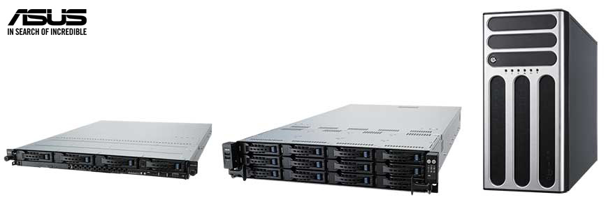 ASUS เซิฟเวอร์ทำสถิติใหม่ของการเป็นเซิร์ฟเวอร์ 2P และ 1P ที่เร็วที่สุดในโลก