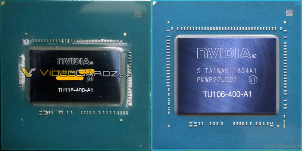 tu116 vs tu106 gpu 1030x515 ส่องชิบ NVIDIA TU116 GPU ของการ์ดจอ Nvidia GeForce GTX 1660 Ti รุ่นใหม่ล่าสุด