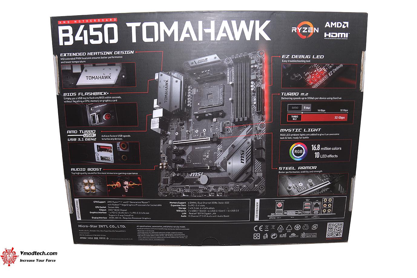 dsc 5634 MSI B450 TOMAHAWK REVIEW