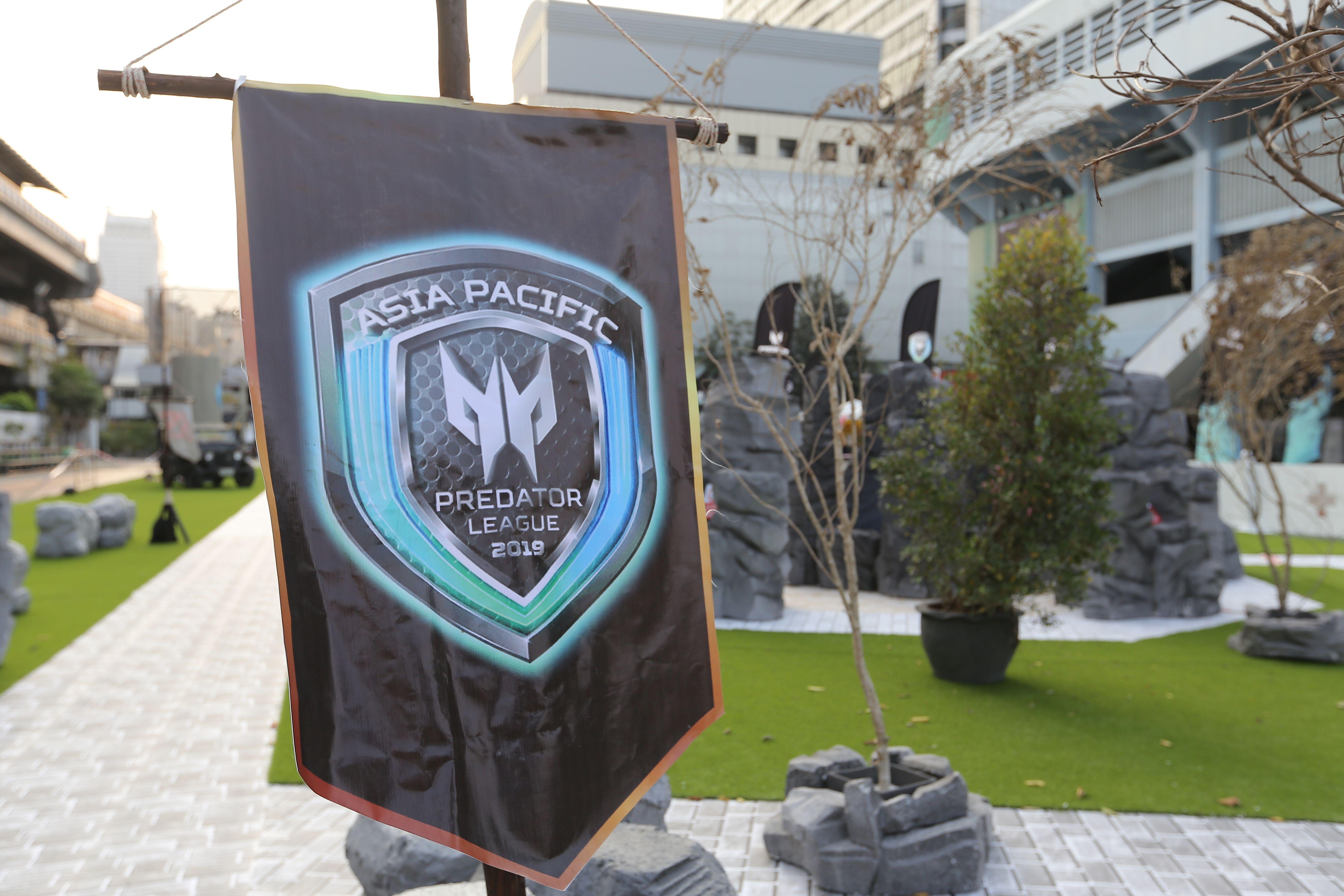 yaiilnw0 jpeg บรรยากาศงาน Asia Pacific Predator League 2019 สุดยอดขุนพลทีมอีสปอร์ตเข้าร่วมการแข่งขันรอบแกรนด์ไฟนอล