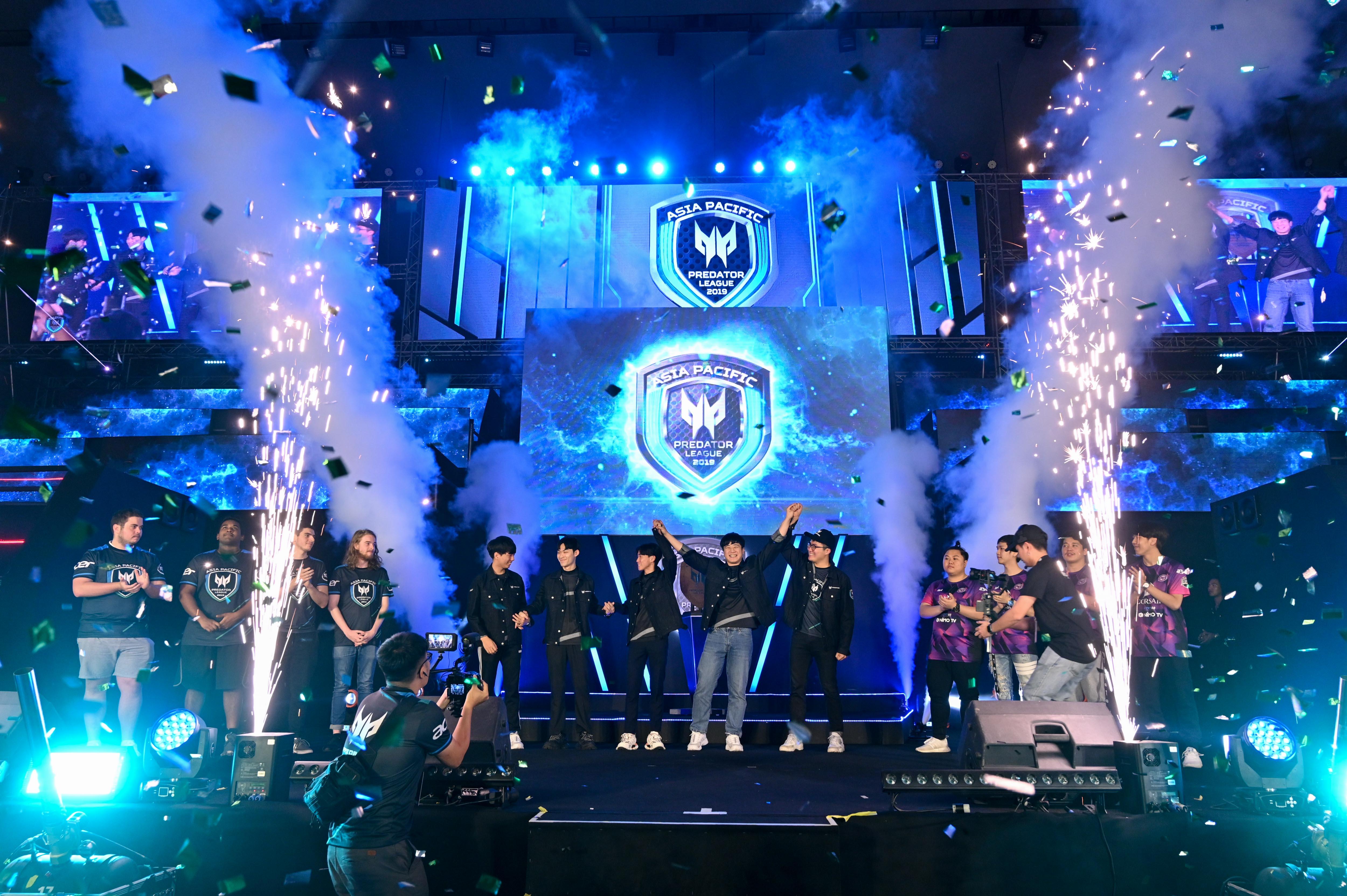 01 dsc 3482 17 02 19 บรรยากาศงาน Asia Pacific Predator League 2019 สุดยอดขุนพลทีมอีสปอร์ตเข้าร่วมการแข่งขันรอบแกรนด์ไฟนอล