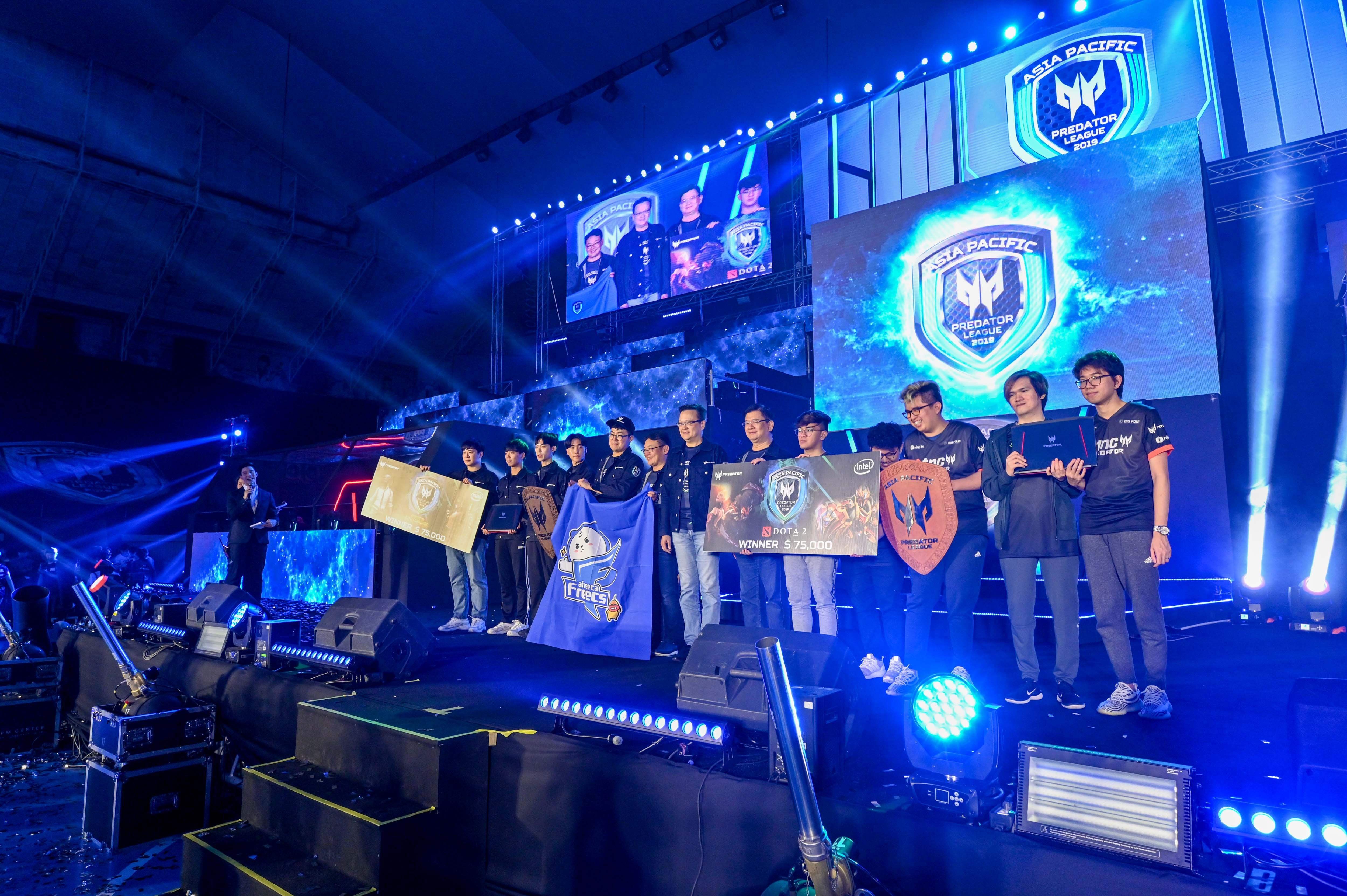 12 dsc 3642 17 02 19 บรรยากาศงาน Asia Pacific Predator League 2019 สุดยอดขุนพลทีมอีสปอร์ตเข้าร่วมการแข่งขันรอบแกรนด์ไฟนอล