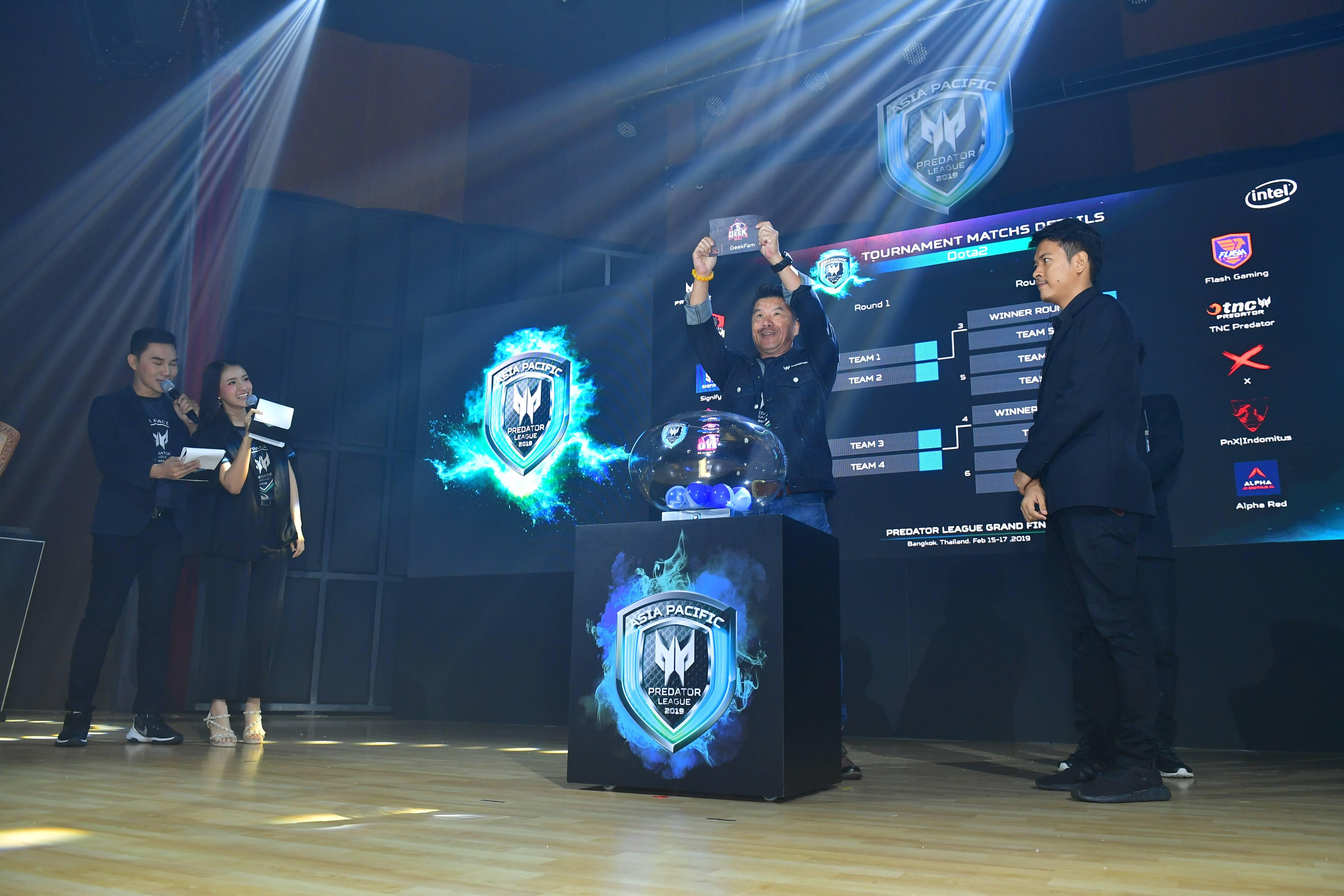 arr 69771 บรรยากาศงาน Asia Pacific Predator League 2019 สุดยอดขุนพลทีมอีสปอร์ตเข้าร่วมการแข่งขันรอบแกรนด์ไฟนอล